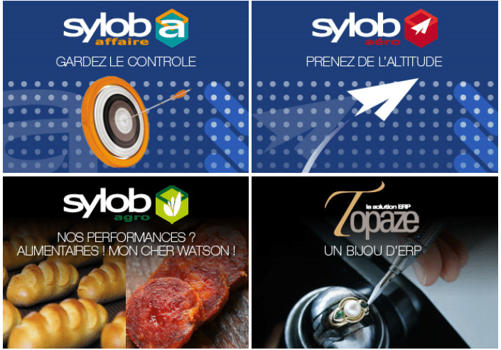 sylob editeur 4 images
