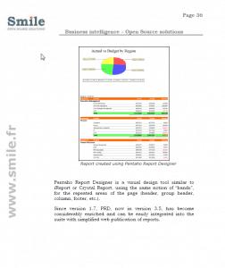 livre blanc en anglais présentation des outils open source pour Business Intelligence