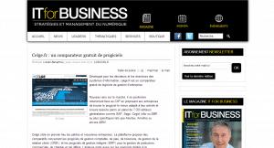 article celge sur it for business