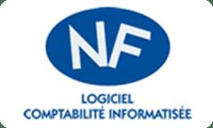 nf logiciel comptabilité informatisée