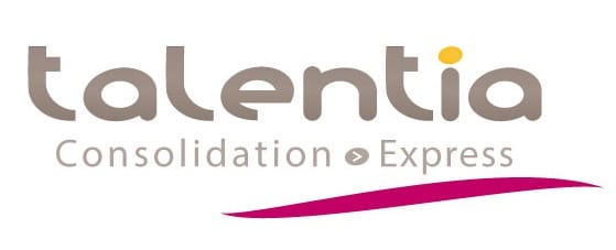 TALENTIA logo logiciel CONSOLIDATION