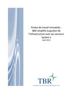 livre blanc poste de travail virtualisé