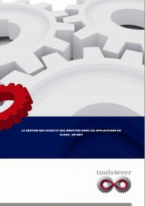livre blanc logiciel gestion des accents et identités cloud