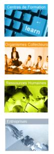 centre de formation, organisme collecteur, ressources humaines