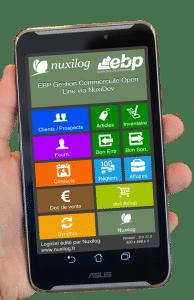 EBP nuxidev, solution de mobilité