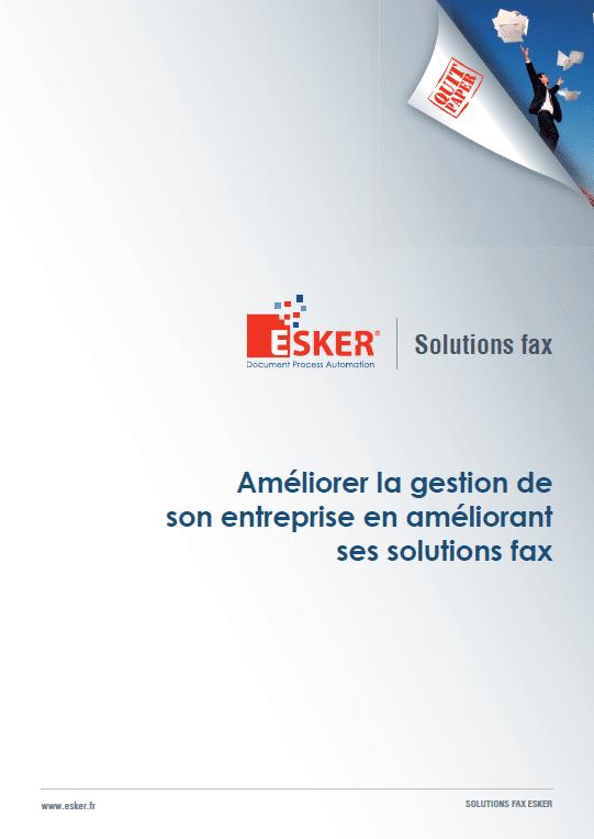 solutions fax livre blanc