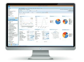 logiciel ERP reporting