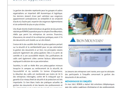 LB externalisation doc