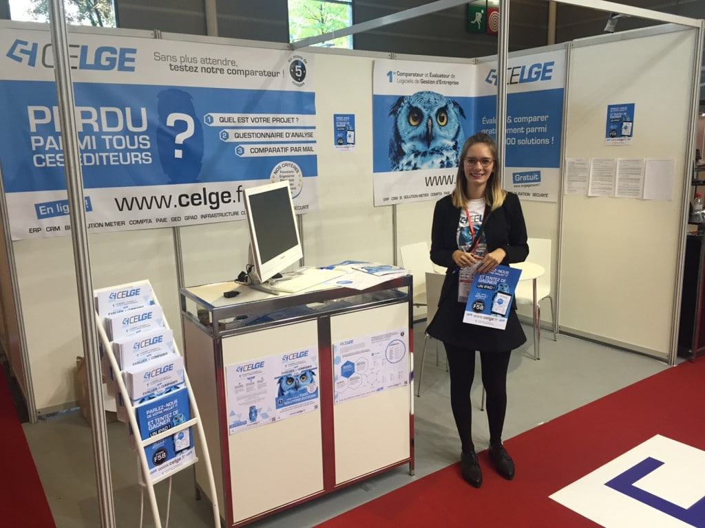 Celge au salon solutions 2015 celge for Salon solutions
