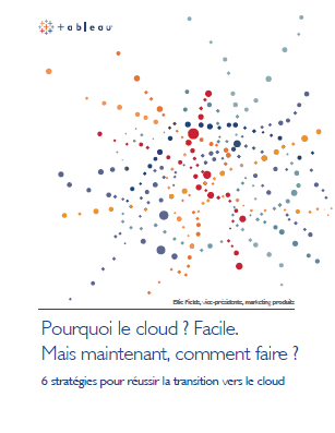 6 strATEGIES POUR REUSSIR LA TRANSITION VERS LE CLOUD