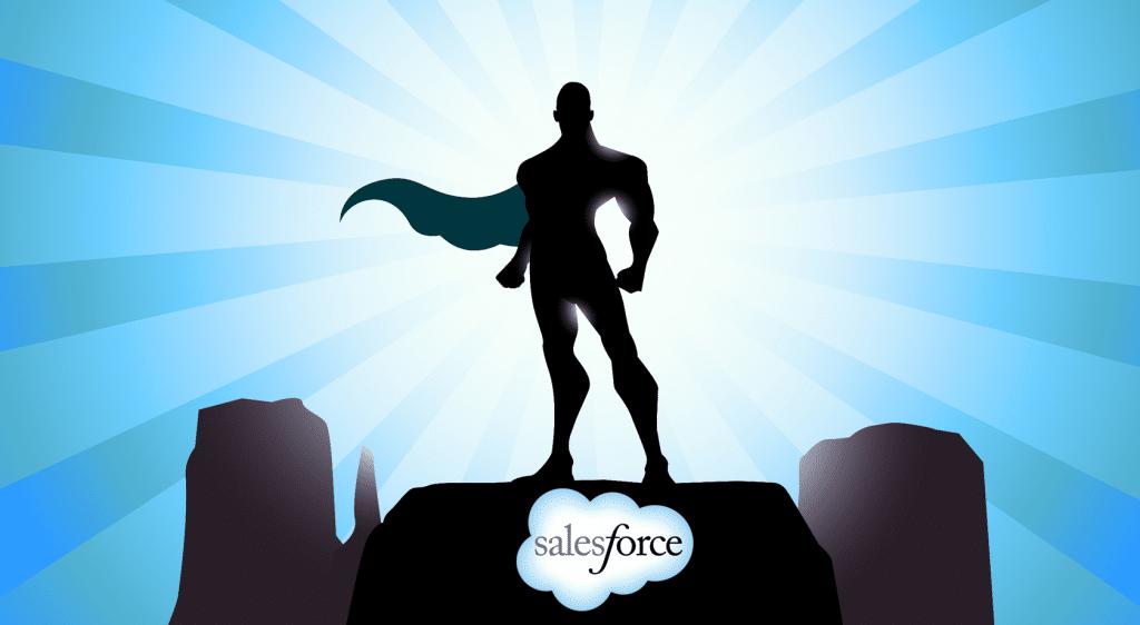 Salesforce le géant du CRM avance dans le big data