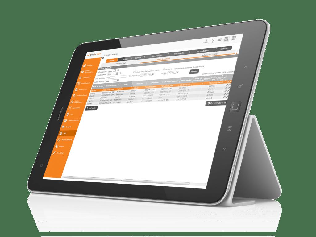 L'éditeur d'erp divalto conquiert le marché du CRM mobile et collaboratif