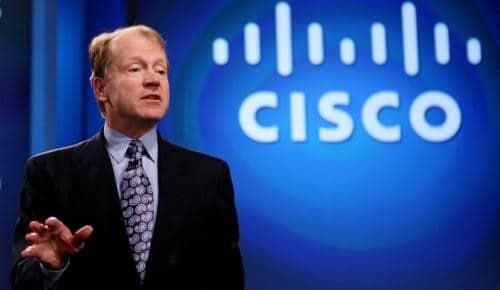 John Chambers le président de Cisco investit dans les start-up françaises