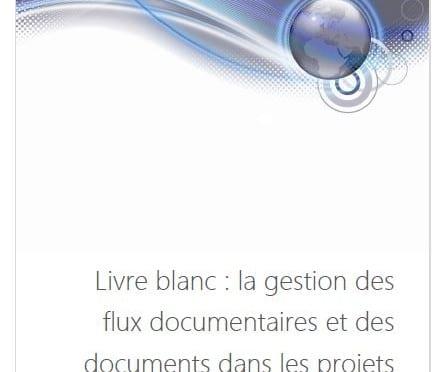 la gestion des flux documentaires et des documents dans les projets d'ingénierie