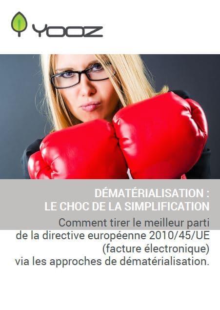 Dématérialisation : le choc de la simplification