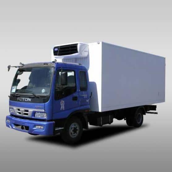 La géolocalisation des camions frigorifiques est en marche