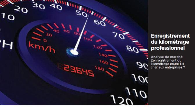 L'enregistrement du kilométrage coûte-t-il cher aux entreprises ?