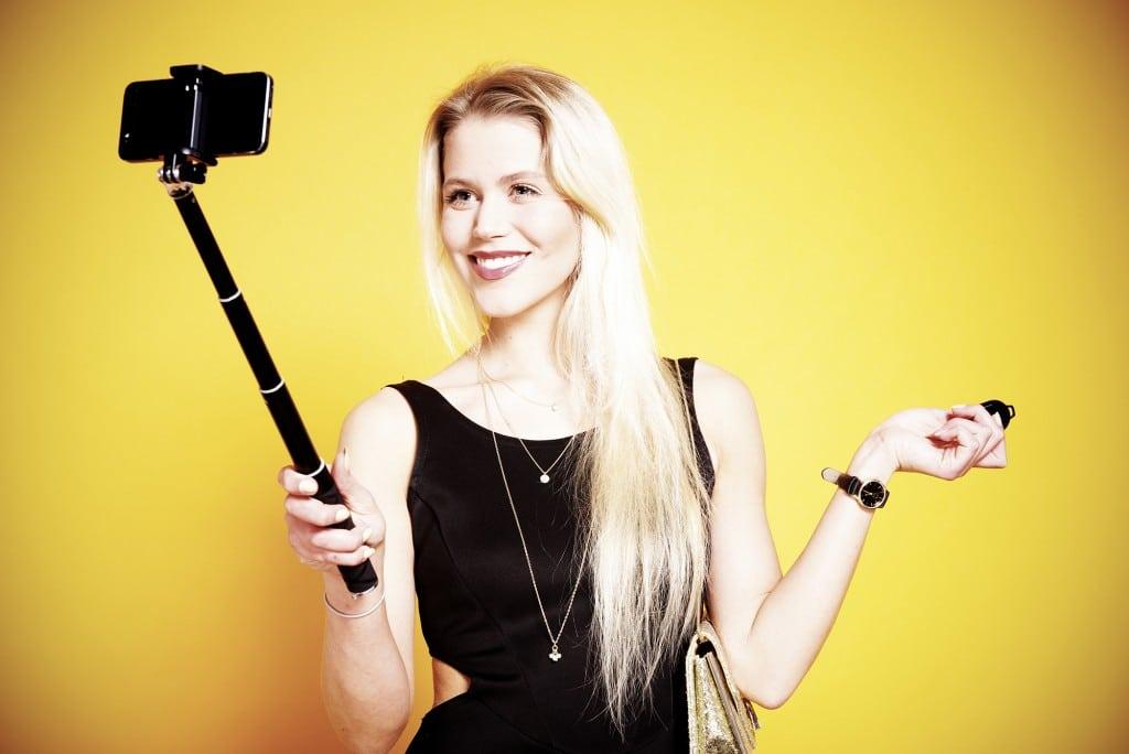 Des applications pour payer en selfie