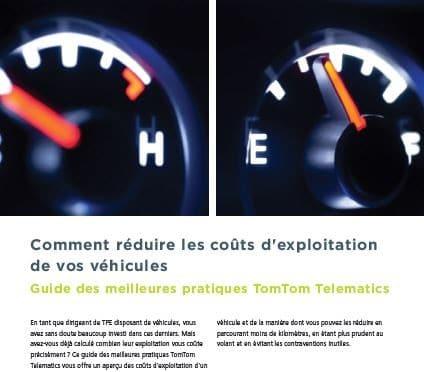 gestion de flotte : comment réduire les couts d'exploitation des véhicules