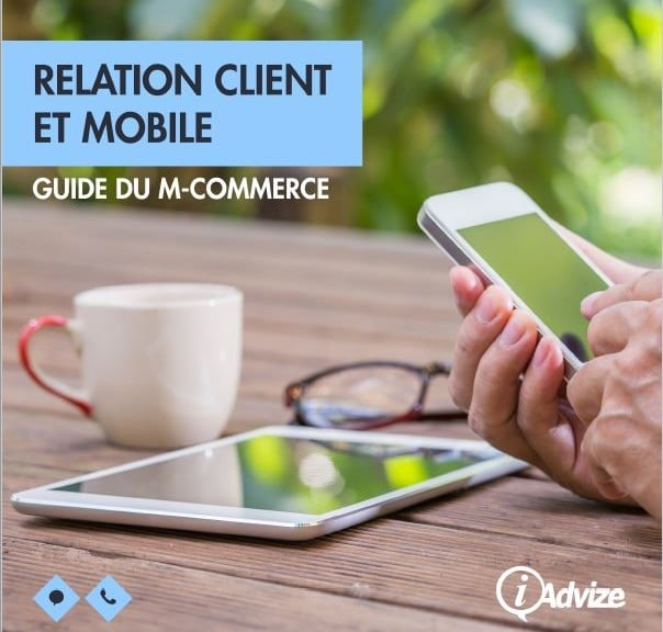 Livre Blanc : Relation client et mobile, guide du M-Commerce