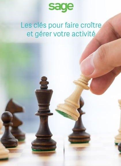 Livre Blanc : Les clés pour faire croître et gérer votre activité