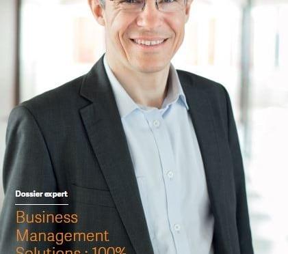 Livre Blanc : Business Management, Solutions 100% dédiées à l'agilité des PME et des PMI