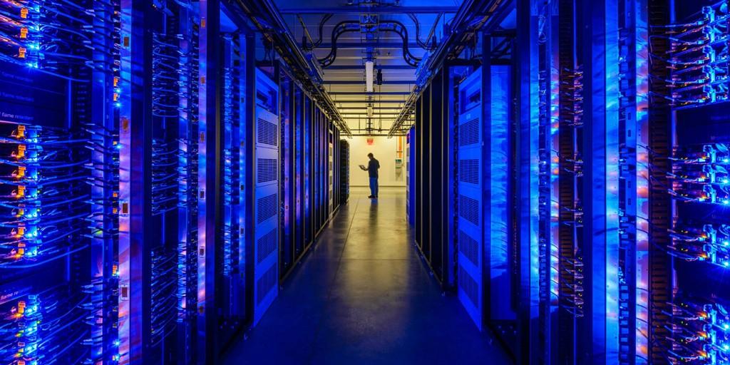 Les datacenters moins gourmand en énergie grâce au Cloud ?