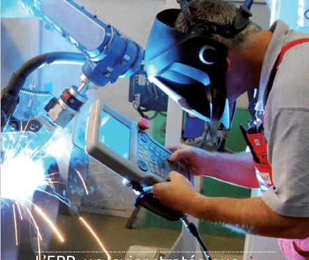 Livre Blanc : L'ERP, un levier stratégique pour le développement de l'entreprise industrielle