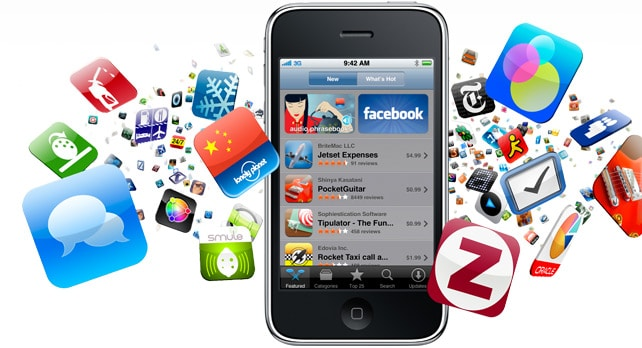Tendance : les Applications Retail montent en puissance