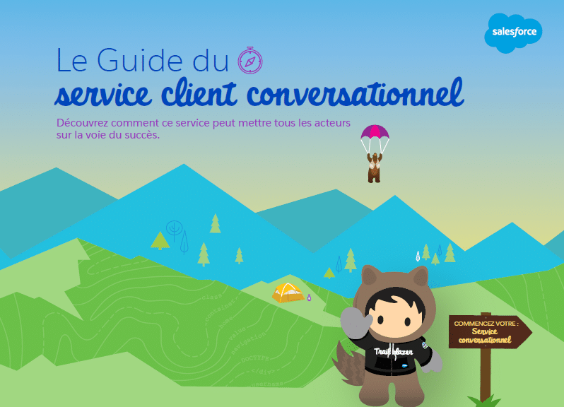 LB Salesforce guide conversationnel