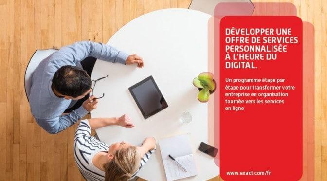 LB-développer une offre de service personnalisée à l'heure du digital