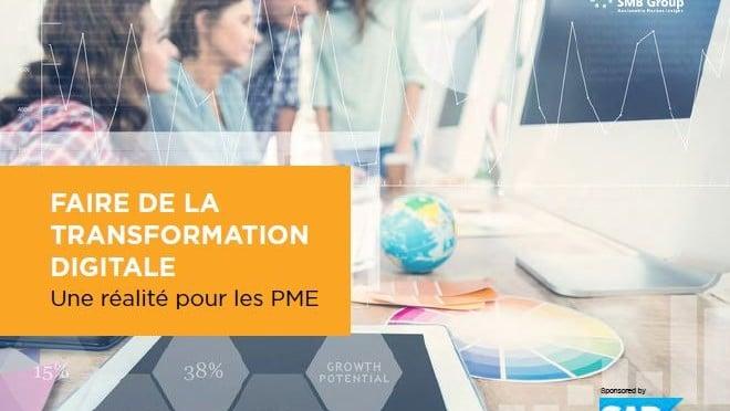 sap bo - faire de la transformation digitale une réalité pour les PME
