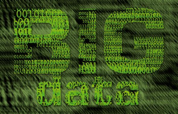 big data données code