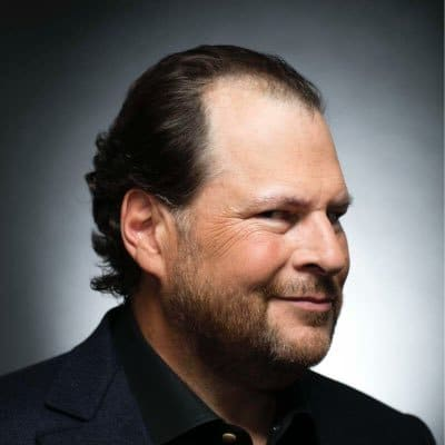 Benioff CRM Salesforce