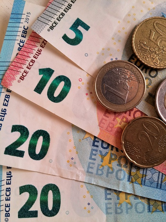 euros caisse enregistreuse