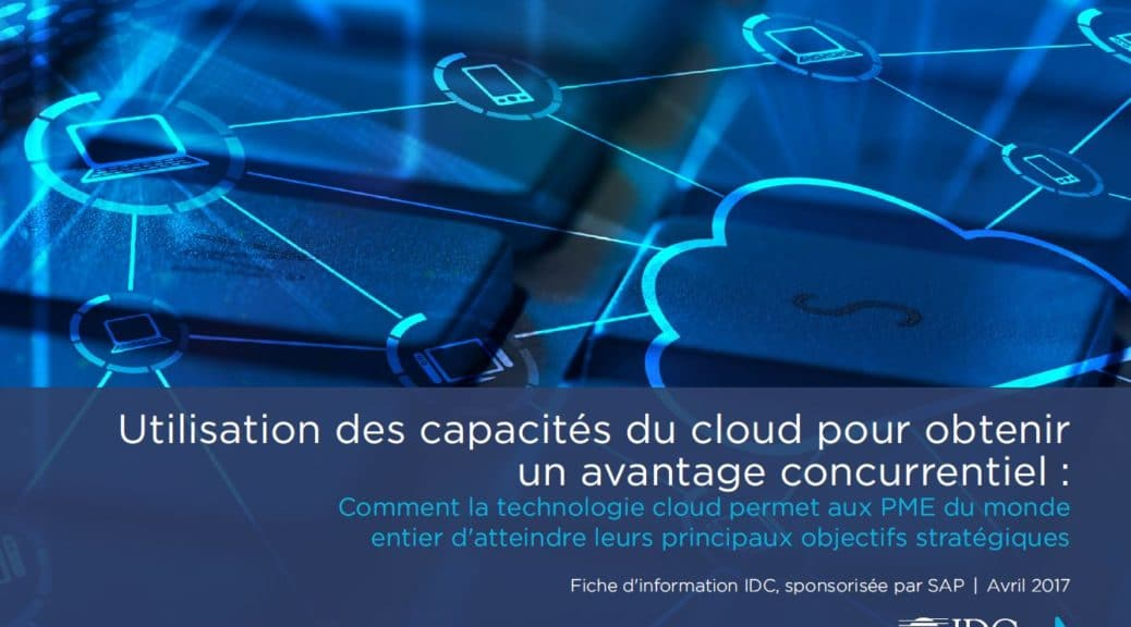 livre blanc, sap, cloud