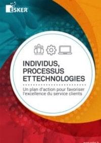 individus, process et technologie esker