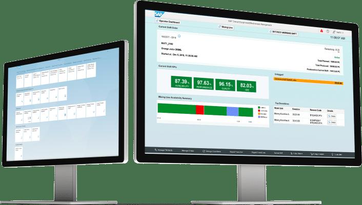 Logiciel GPAO ERP SAP