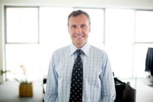 Pierre Baudoin, Directeur général d'abas France
