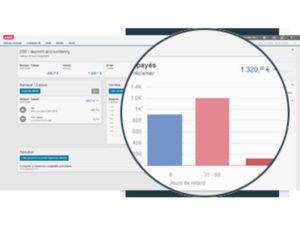 impayés logiciel comptable