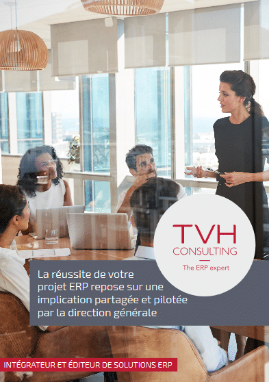 TVH, ERP, Gestion d'activité, Microsoft Dynamics, SAP, intégrateur