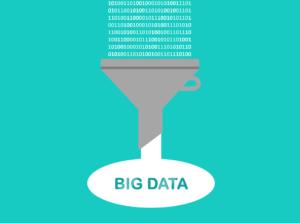 entonnoir gris données transformées