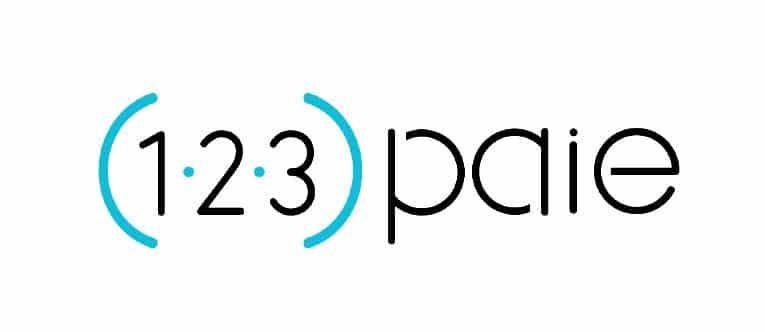 logo 123 Paie