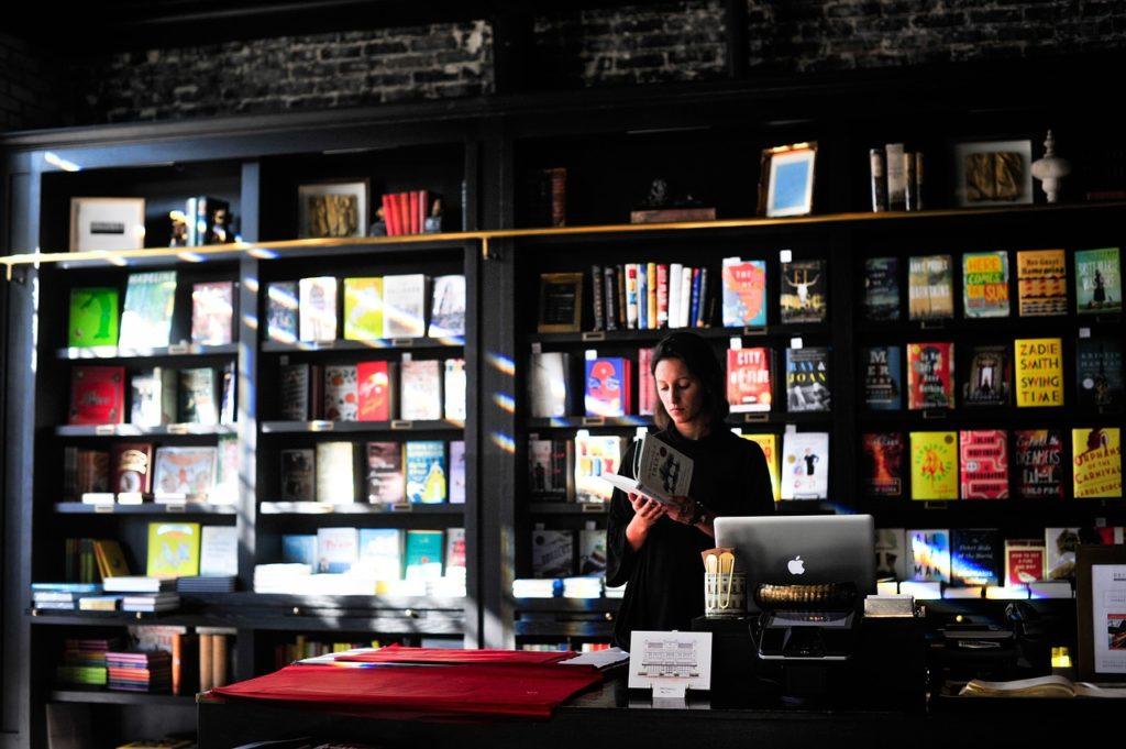 magasin de livres