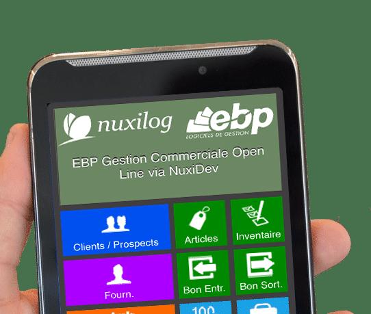 application mobile ebp