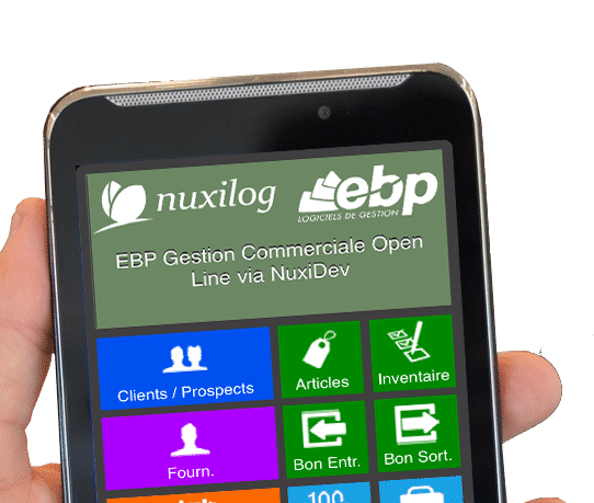 ebp application mobile