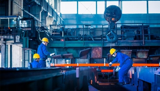 usine production