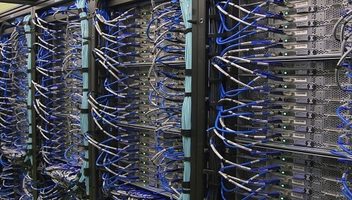 Serveur, switch, infrastructure