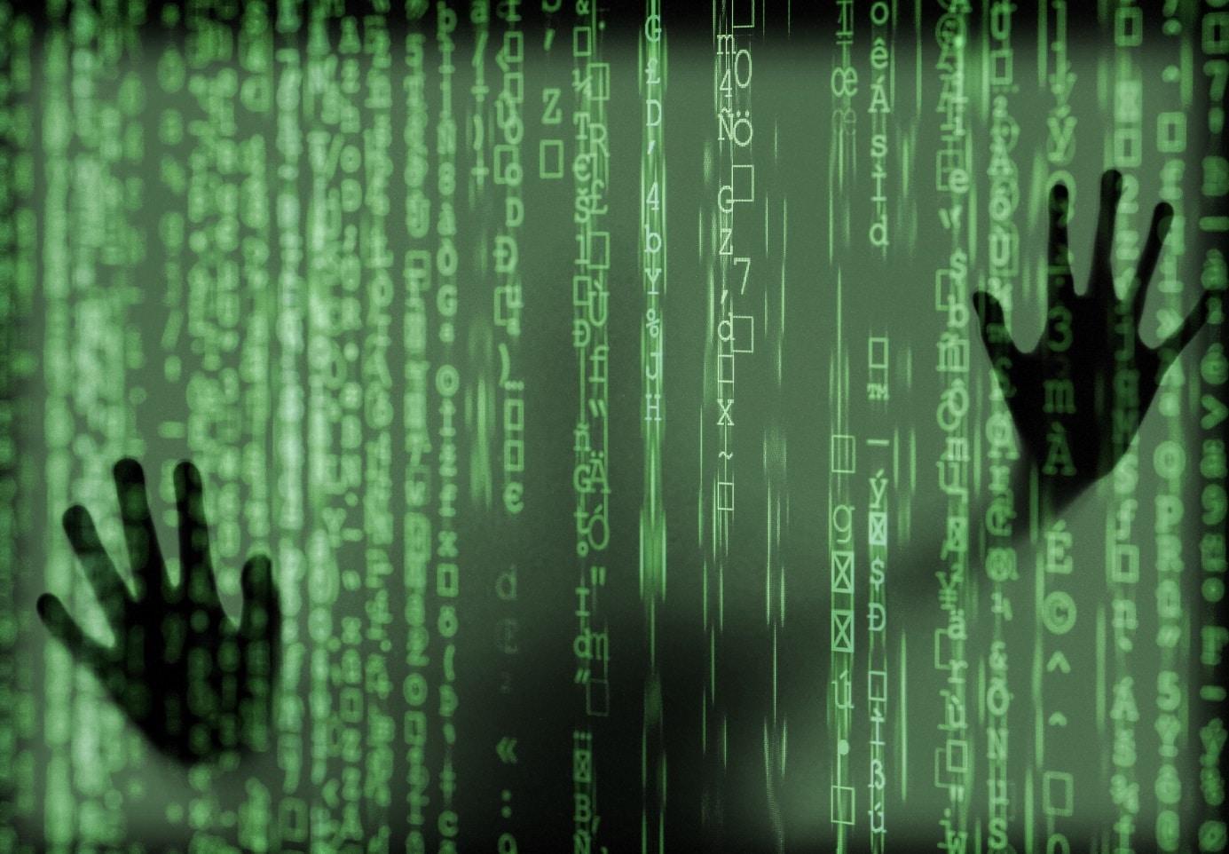 hacker web code
