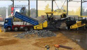 chantier asphalt pro